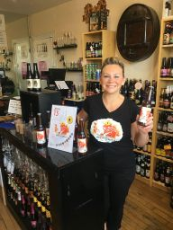 Sophie Grandjean Cave So Bière à St Germain en Laye