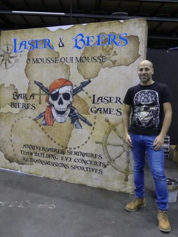 Laser & Beers