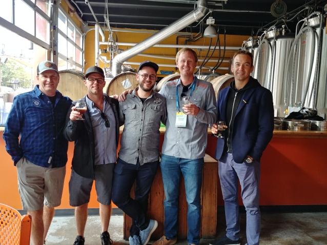 JP Yann Ricky + Denver Beer Co